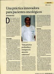 Revista Enfermeria facultativa febrero 2009